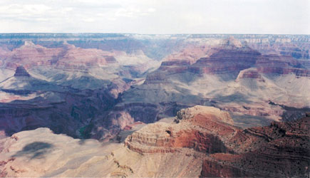 The Grand Canyon National Park Is Located Near The Cabins On Strawberry Hill