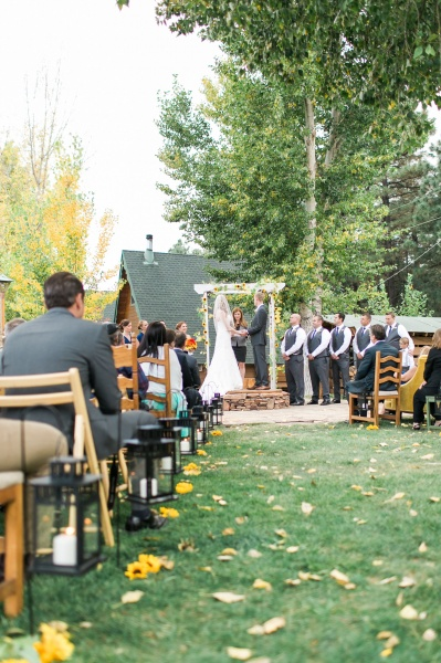 Wedding destinations venues payson az cabins on strawberry hill junglespirit
