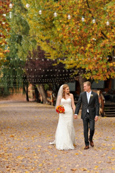 Cabins On Strawberry Hill Offer Wedding Venues For Receptions Near Payson AZ Beautiful Outdoor