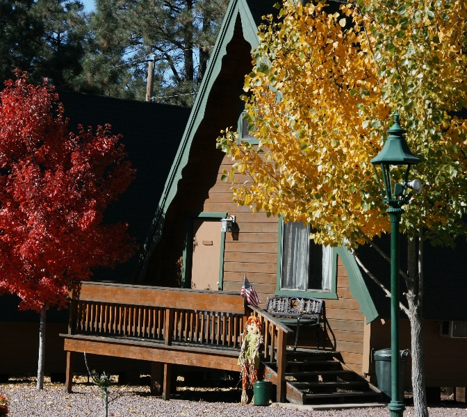 Northern Arizona Amp Flagstaff Vacation Cabin Rentals